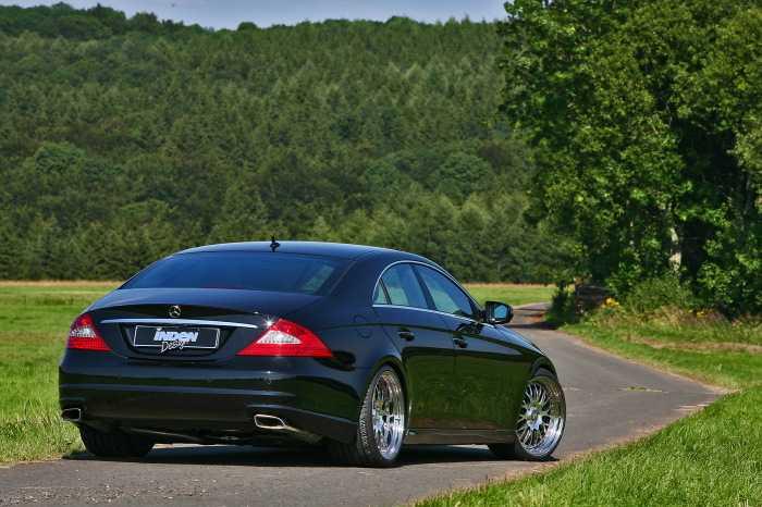 Mercedes-Benz CLS Inden Design