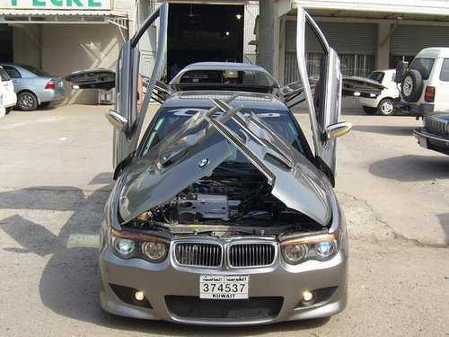 Nissan Maxima-BMW-7
