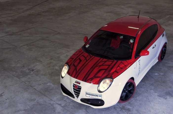 Alfa Romeo Mi.To Marangoni M430 - wloska robota 2008