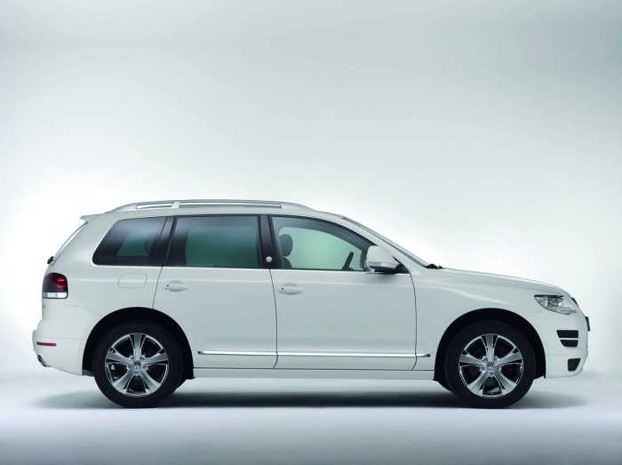 VW Touareg North Sails Edition 2008
