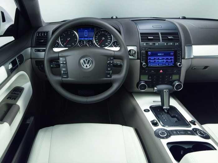VW Touareg North Sails Edition 2008