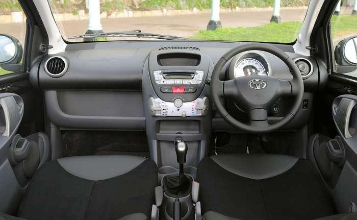 Toyota Aygo na 2009 rok