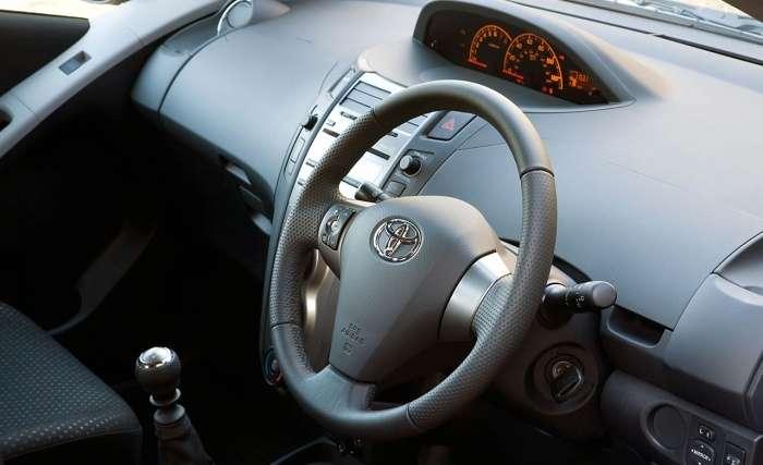 Zmodernizowana Toyota Yaris
