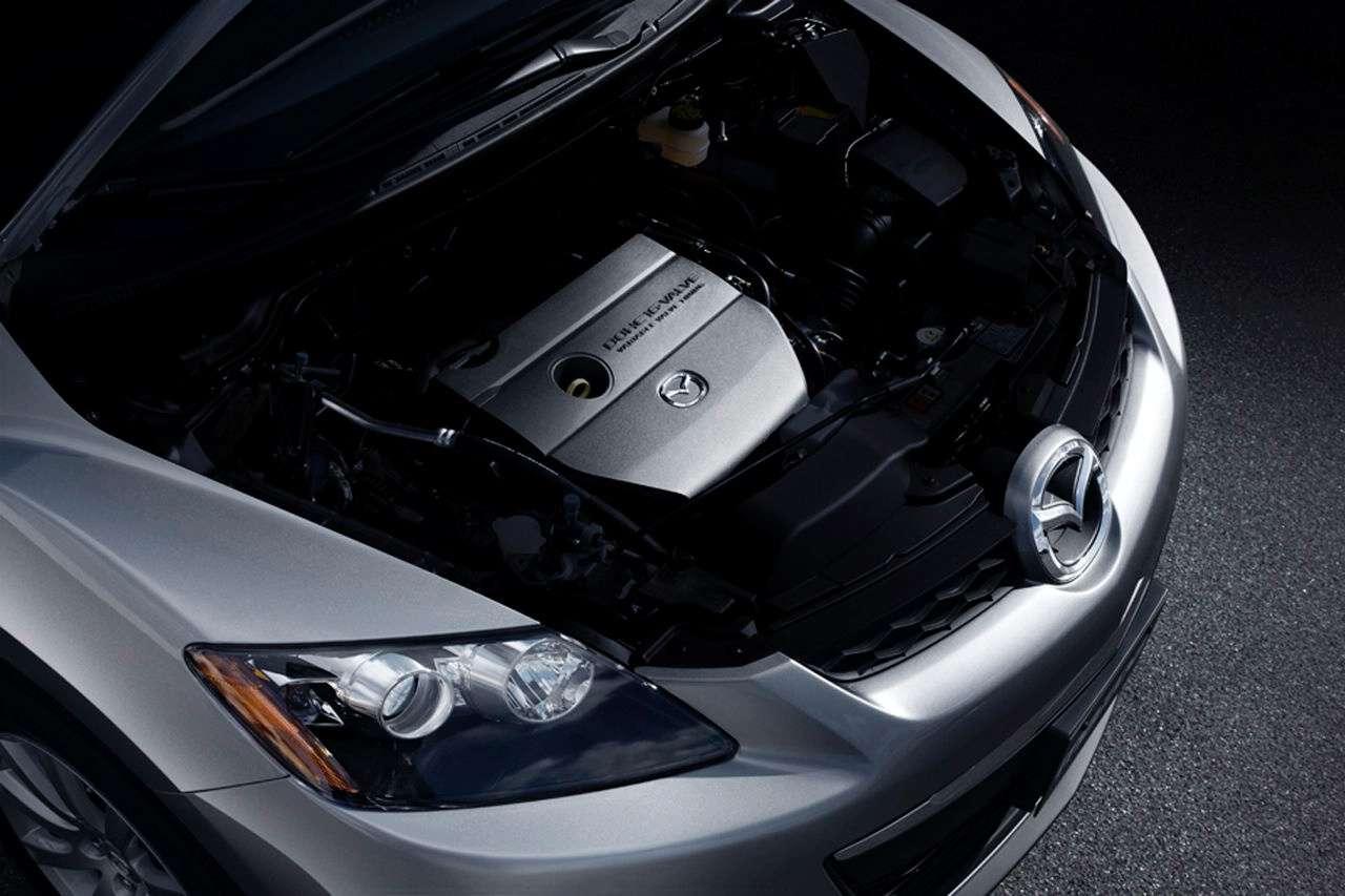 Egzotyczna propozycja - Mazda CX-7