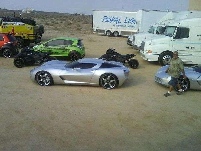 """""""Wielki Świat"""" podczas Chicago Auto Show, czyli najazd Transformers"""