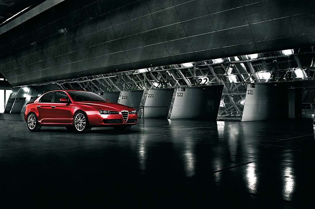 Alfa Romeo 159 MY2009