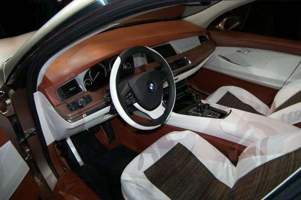BMW 5 GT Concept zaprezentowane