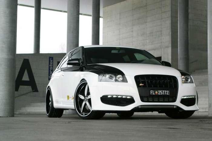Audi S3 OCT