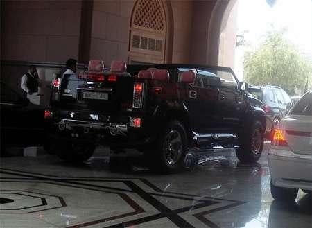 Hummer H2 Cabrio