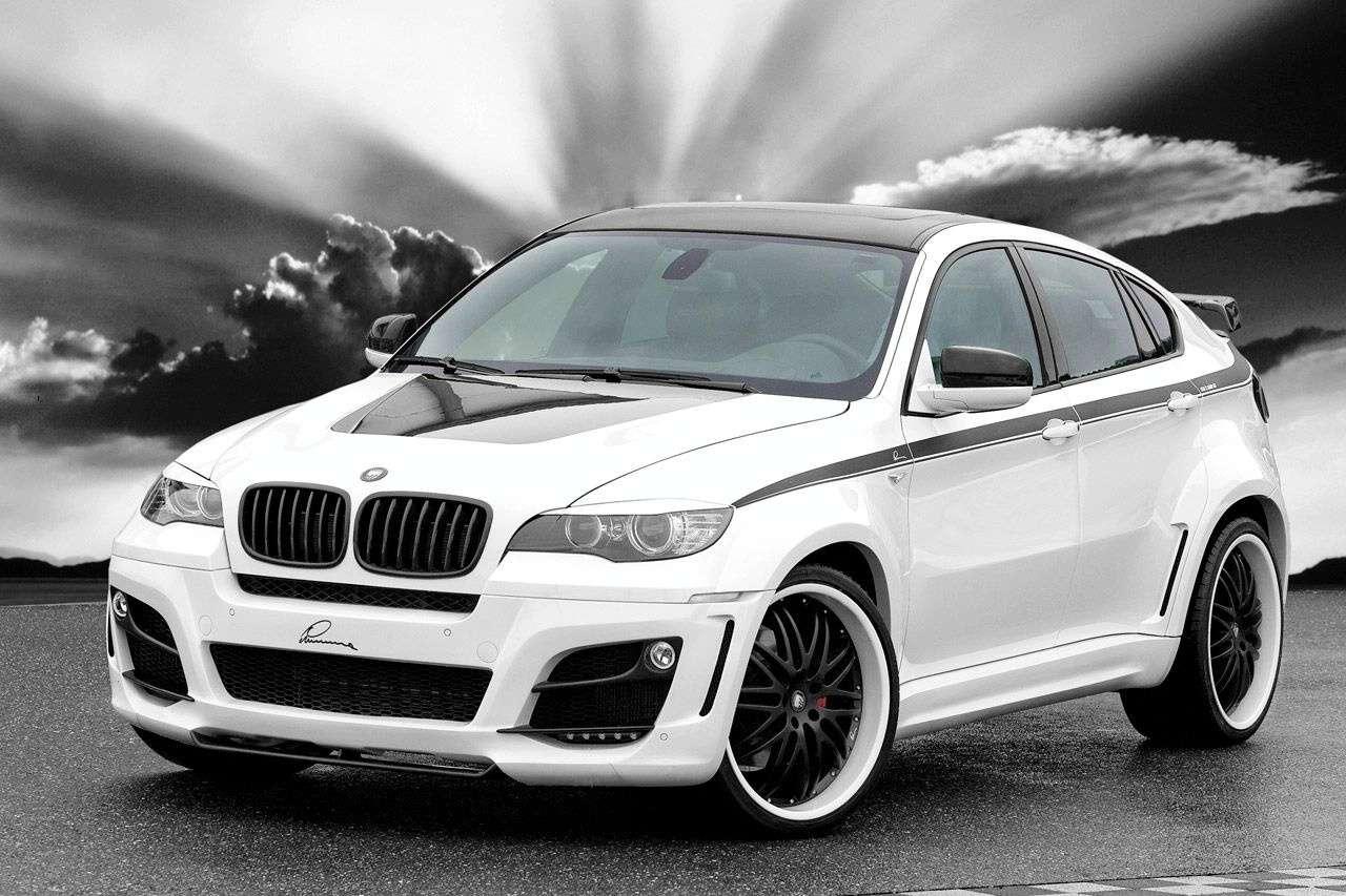 BMW CLR X 650 GT by Lumma