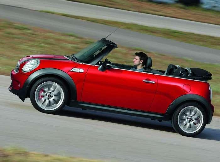 Piorunujący kabriolet, czyli Mini Cabrio John Cooper Works
