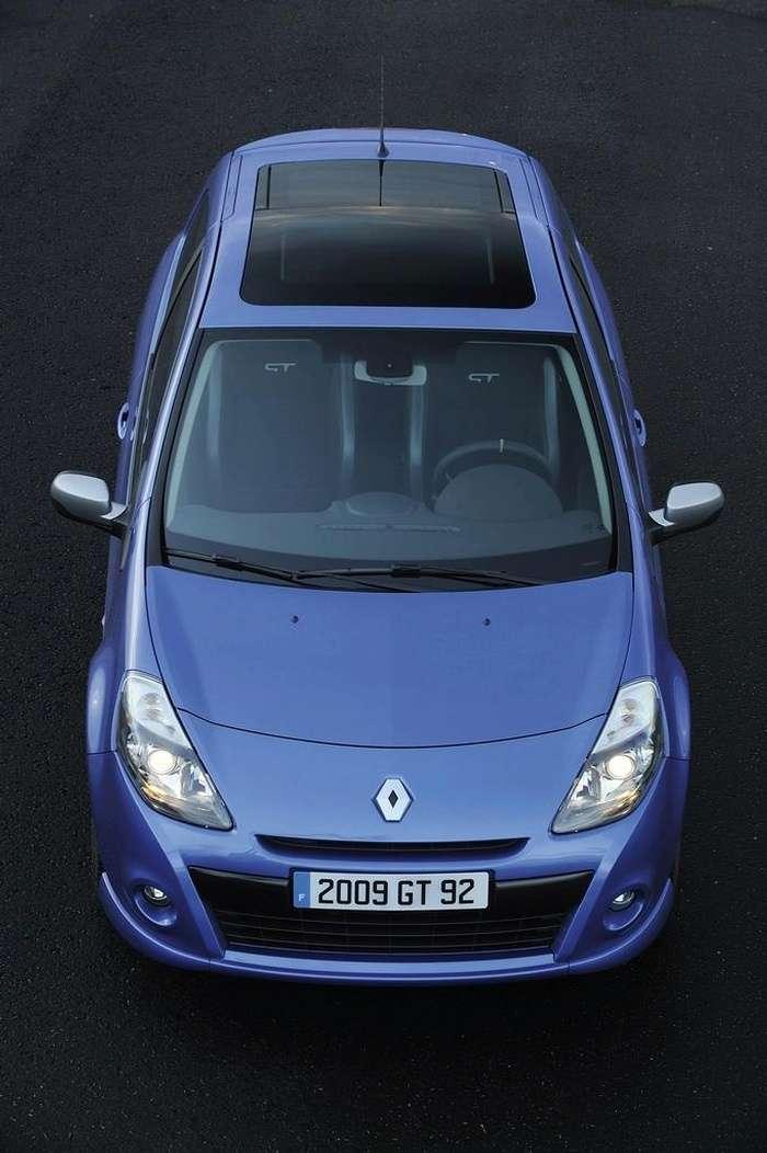 Zmodernizowane Renault Clio