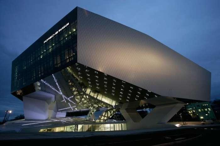 Uroczyste otwarcie nowego Muzeum Porsche