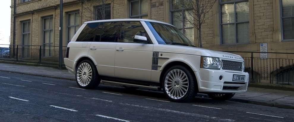 Uszlachetniony Brytyjczyk, czyli Range Rover Vogue by Project Kahn