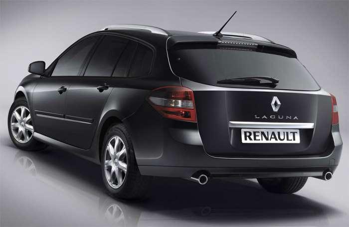 Renault Laguna Black edycja limitowana