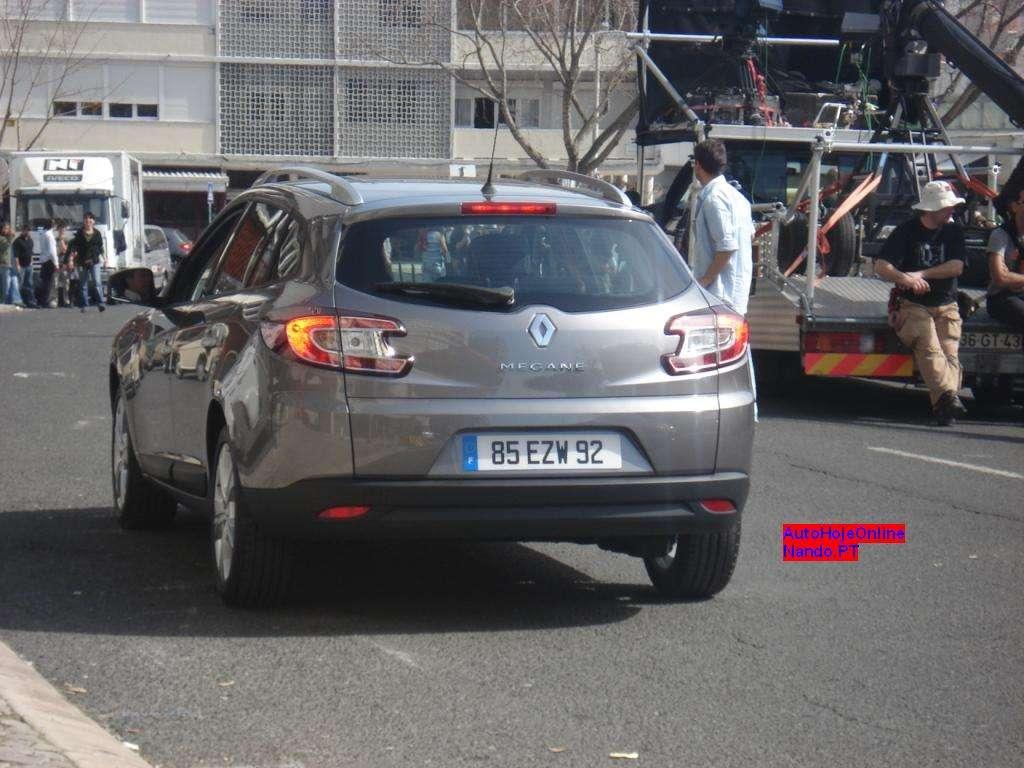 Zdemaskowany Renault Megane Sports Tourer