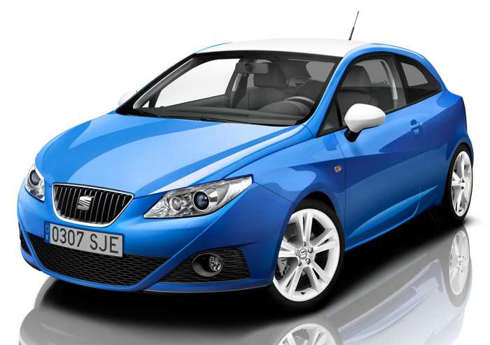 SEAT Ibiza SC Color Edition