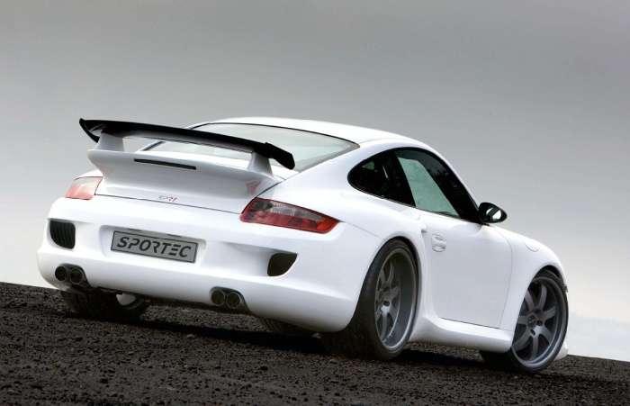 Porsche Sportec SPR1 M