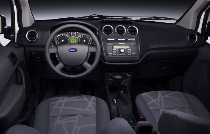 Ford wprowadza Connect'a do USA
