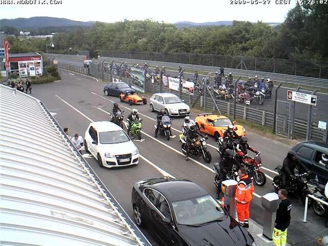 Nurburgring Webcam