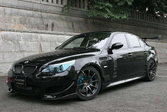 Ekstremalny tuning BMW M5