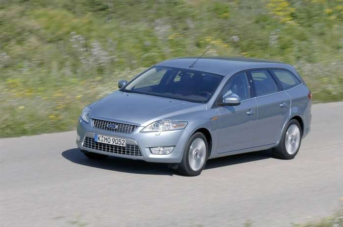 Ford Mondeo TriFuel