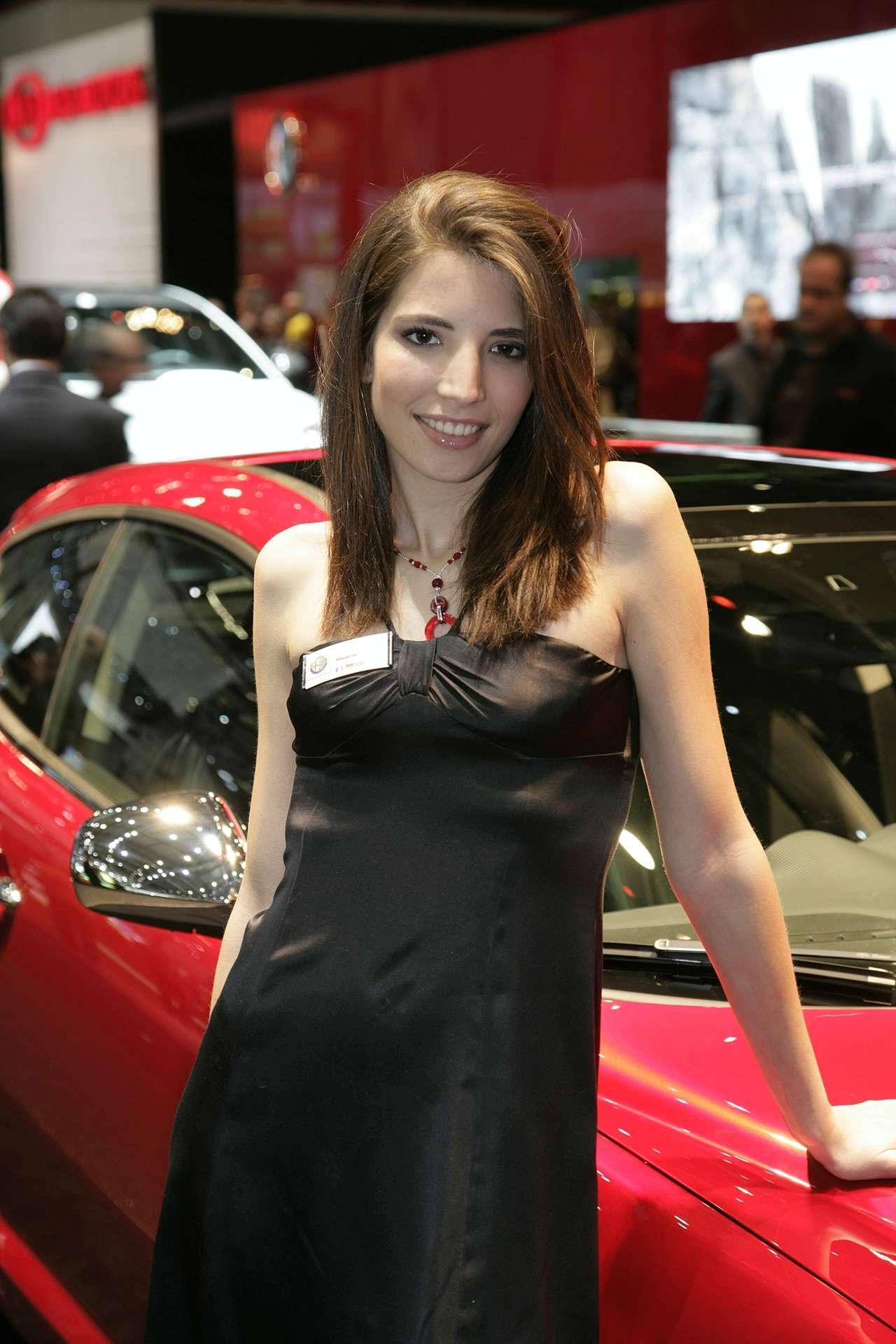 Genewa 2009-dziewczyny