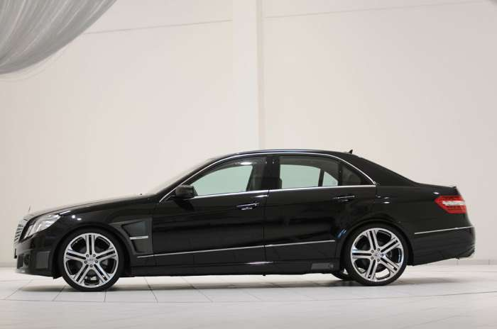 Mercedes E by Brabus
