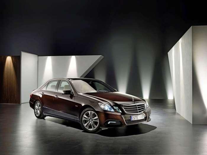 Mercedes E-klasa-oficjalnie