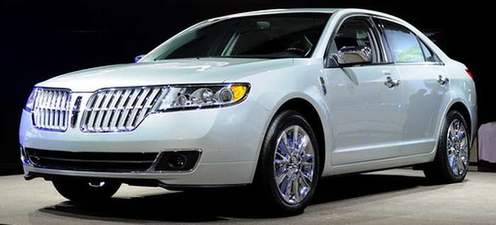 Lincoln MKZ MY2010