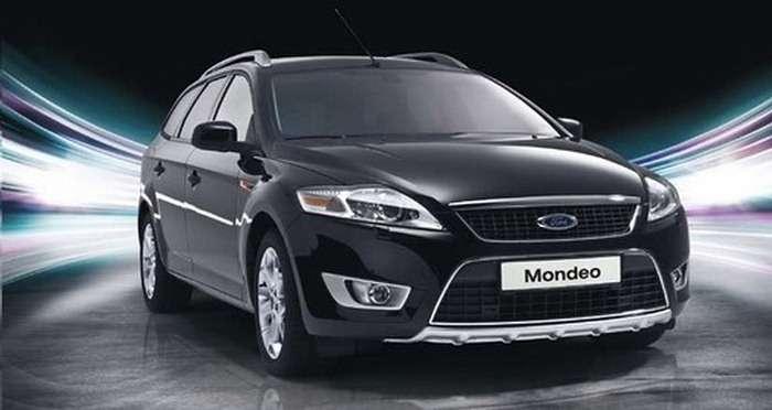 Ford Mondeo Sport Estate