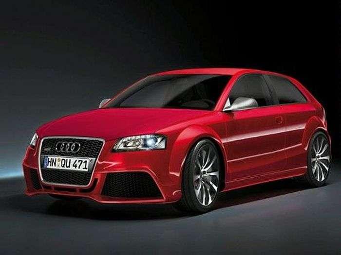 Audi RS3 MY2011