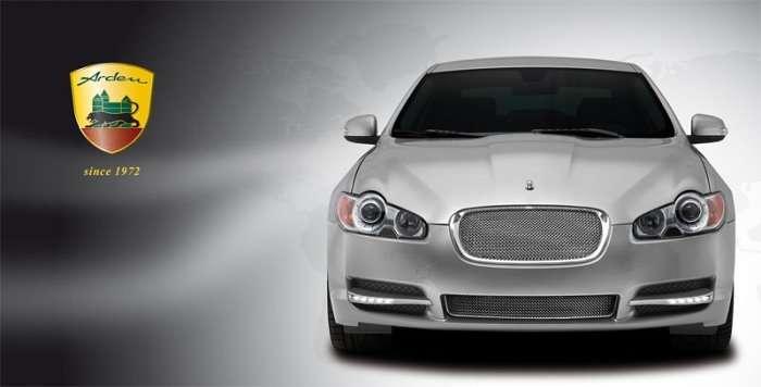 Dodatki do Jaguara XF by Arden