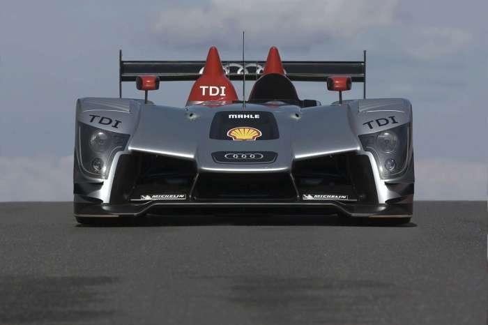 Nowe Audi R15 TDI