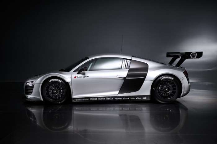 Pierwsze Audi R8 LMS sprzedane