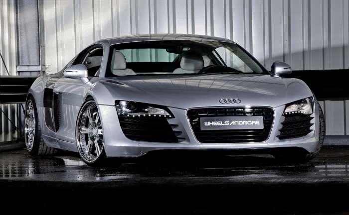 Audi R8 by Wheelsandmore