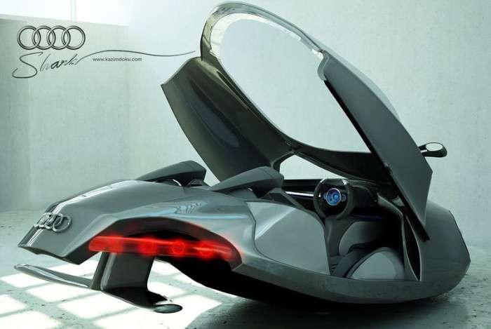 Audi Shark