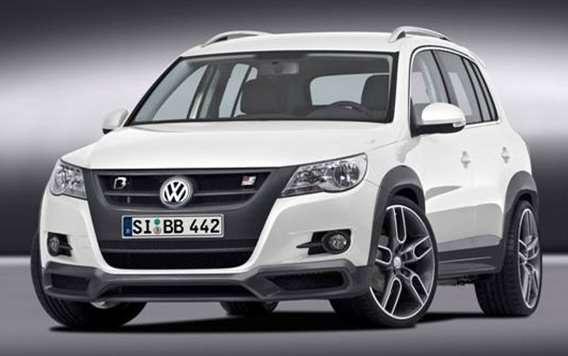 Volkswagen Tiguan BB