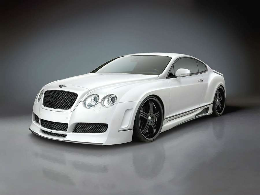 Bentley Continental GT Premier4509