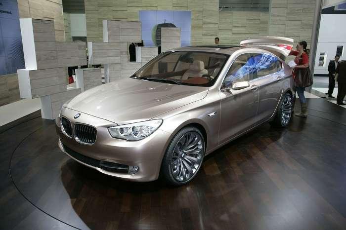 BMW 5 GT Concept