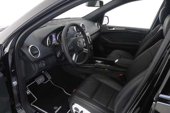 Brabus Mercedes ML63 biturbo
