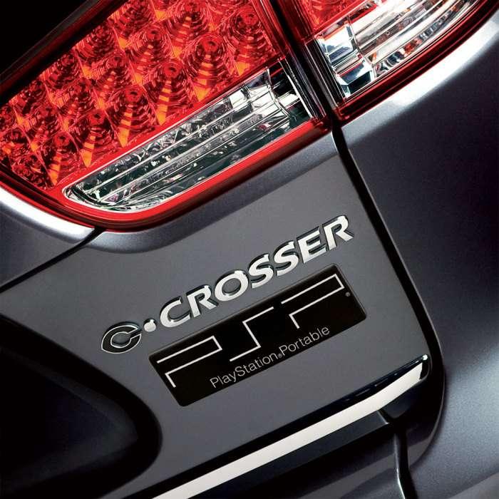 Citroen C-Crosser PSP