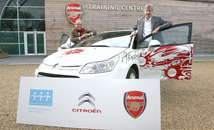 Citroen i Arsenal