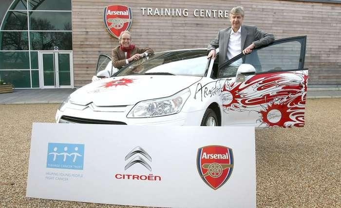 Citroen i Arsenal