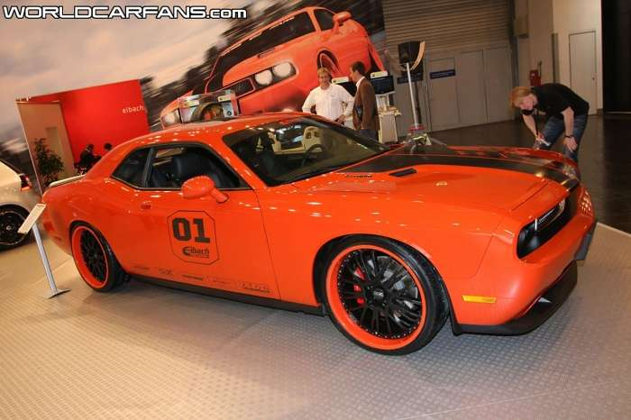 Dodge Challenger by Eibach