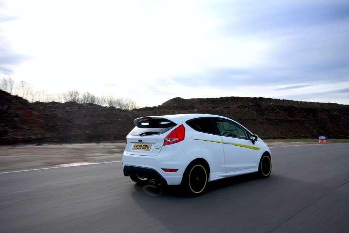 Ford Fiesta wg. Mountune Performance