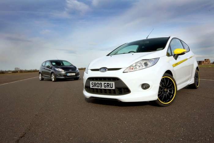 Ford Fiesta wg. Mountune Performance