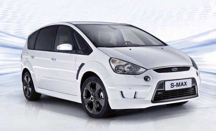 Ford S-MAX Magic