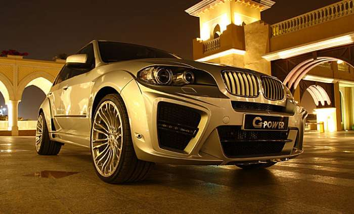 BMW X5 Typhoon by G Power