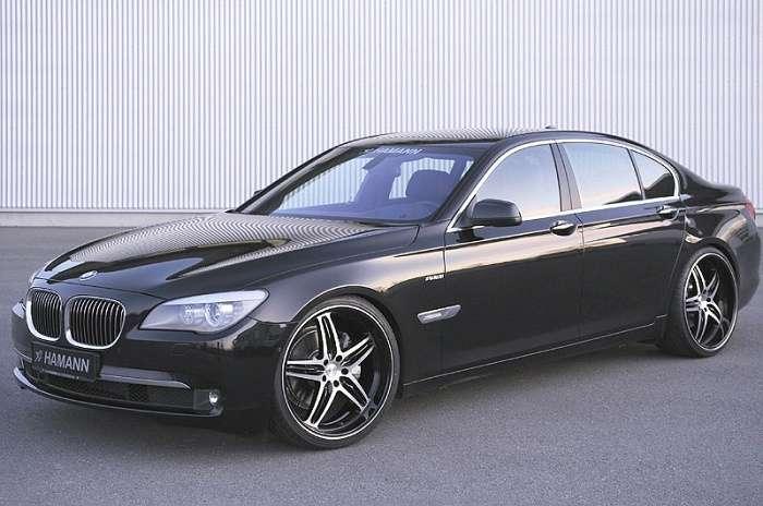BMW 7 by Hamann